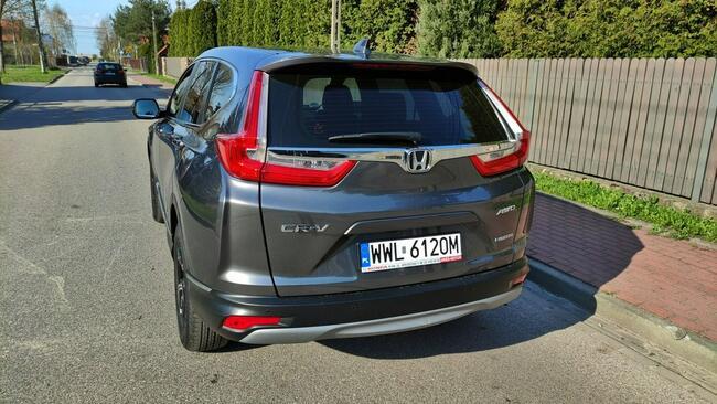 Honda CR-V Hybryda 2.0 184KM AWD Skóra Navi LED Zadbana Błonie - zdjęcie 10