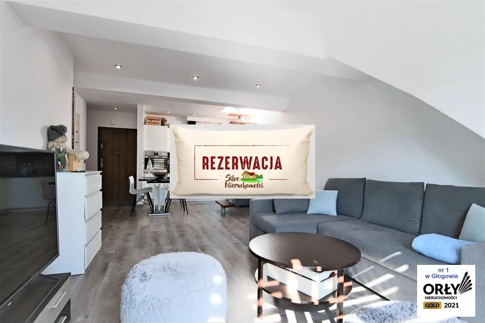 Unikatowe 2 poziomowe mieszkanie na Starym Mieście Głogów - zdjęcie 2