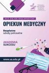 Opiekun medyczny - bezpłatny kierunek Białystok - zdjęcie 1