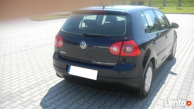 Golf V, benzyna, 2007r-Polski salon Sanok - zdjęcie 2