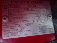 Fiat 126p maluch Wołomin - zdjęcie 8