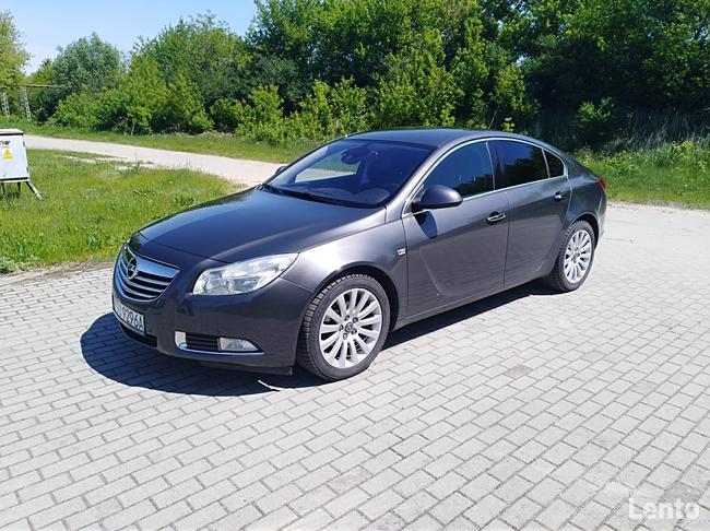 Opel Insignia Brudzew - zdjęcie 1
