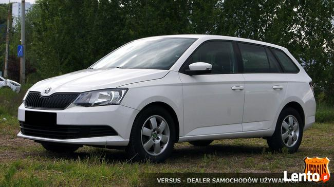Škoda Fabia 1.4TDI 105ps PL salon 2wł Klima BT Zamiana Raty Gdynia - zdjęcie 1
