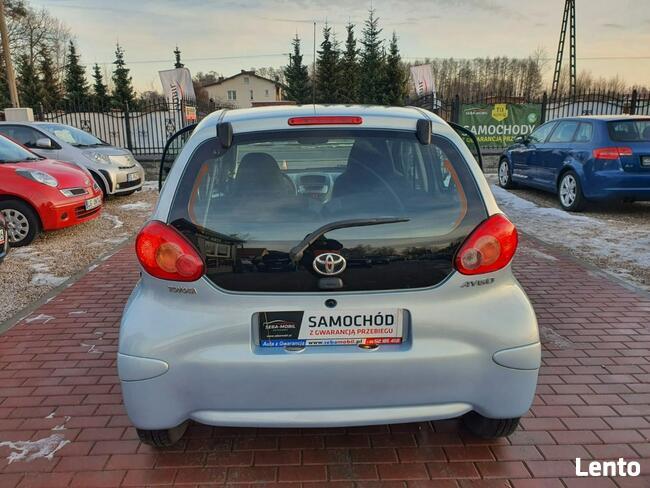Toyota Aygo Gwarancja, Serwis Sade Budy - zdjęcie 4