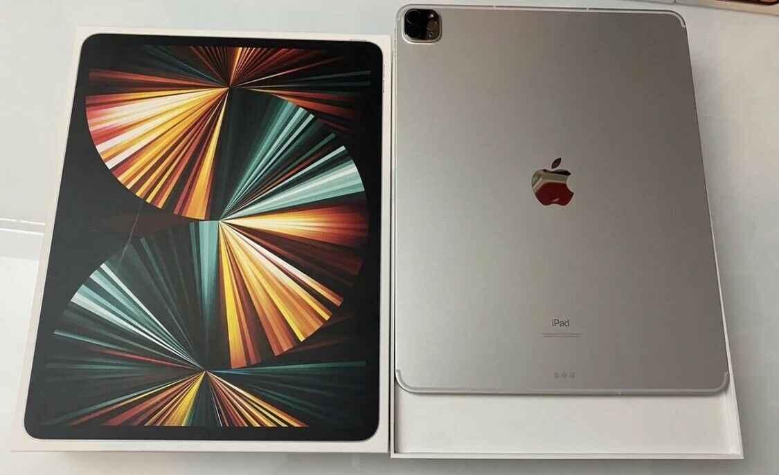 Apple iPad Pro 12.9 inch 5th Gen  M1 chip 2021 model Wi-Fi + Cellular Białołęka - zdjęcie 4