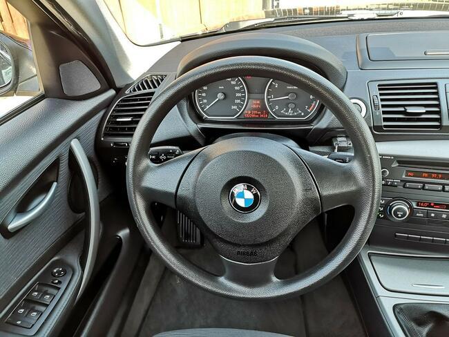 BMW 116 2009, Klimatronik, Przebieg Tylko 132tyś km, Z Niemiec Radom - zdjęcie 10