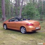 Kabriolet Peugeot 307 CC Śródmieście - zdjęcie 6