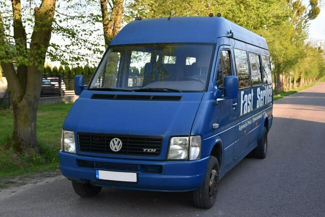Volkswagen LT 46 2.5TDi 102KM 1999r. AUTOBUS 26 Osób OKAZJA Kampinos - zdjęcie 1