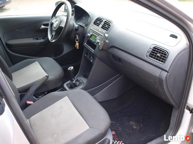 VW Polo 1.2 TDi 5 drzwi srebrny met  klima  2012 / 2013r Kalisz - zdjęcie 6