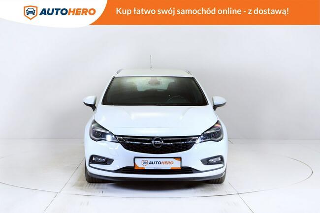 Opel Astra DARMOWA DOSTAWA, Navi, Klimatyzacja, PDC, I właściciel Warszawa - zdjęcie 10