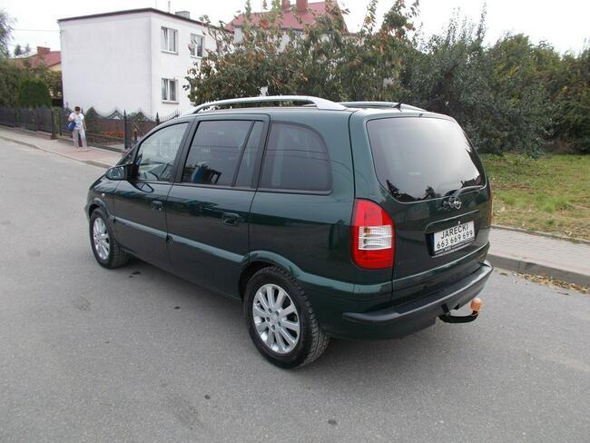 Opel Zafira Opłacona Zdrowa Zadbana Bogato Wyposażona 100 Aut na Placu Kisielice - zdjęcie 5