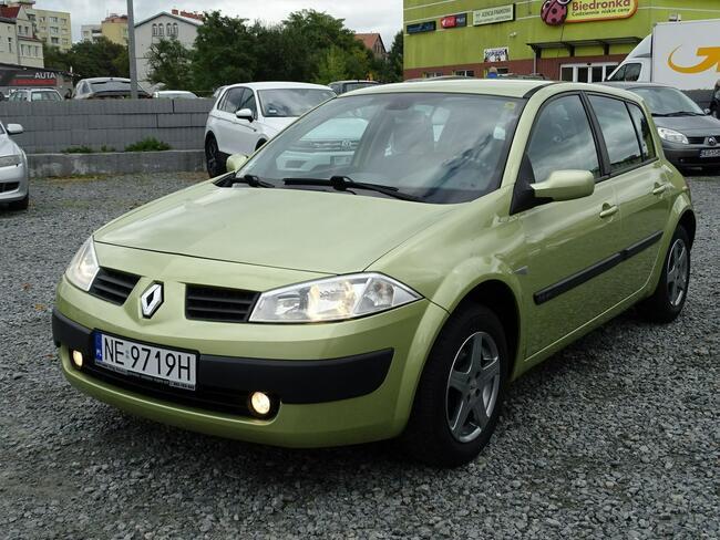 Renault Megane Benzyna Zarejestrowany Ubezpieczony Elbląg - zdjęcie 11