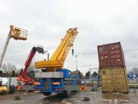 Kontenery Morskie 20DV 40HC Sprzedaż Wynajem Transport  Krosno Jasło - zdjęcie 3