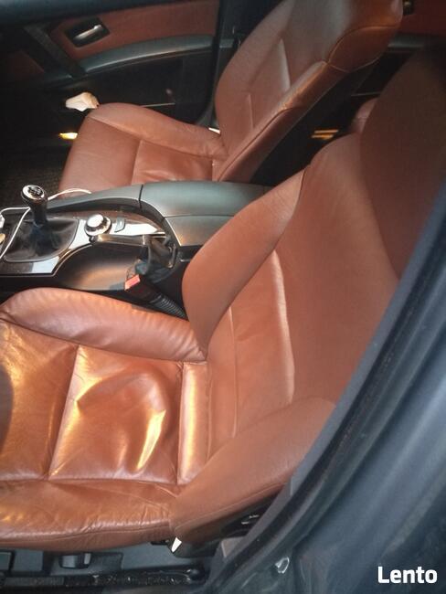 SPRZEDAM BMW E60 Serock - zdjęcie 10