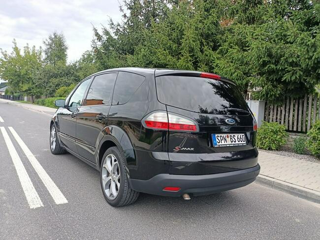 Ford S-Max 2.0TDCI Climatronic Alu Serwis Piekny z Niemiec Radom - zdjęcie 7