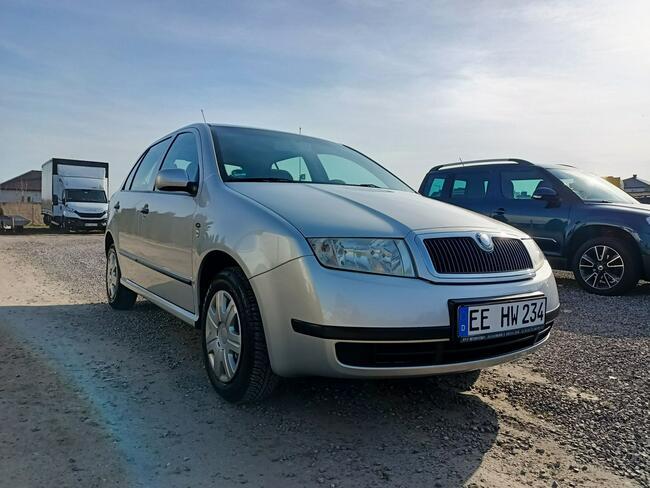 Škoda Fabia 1.4 Klima Comfort Serwis Piekna z Niemiec Radom - zdjęcie 3