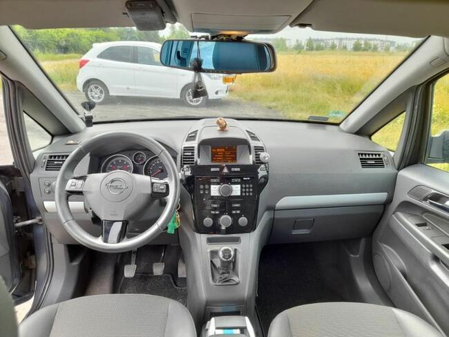 Opel Zafira B Ciechanów - zdjęcie 3