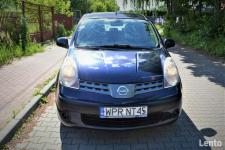 Nissan Note Salon Polska/ Benzyna/ Faktura/Tanio/ Okazja Warszawa - zdjęcie 2
