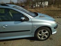 Peugeot 206SW doinwestowany bez DWUMASY Sosnowiec - zdjęcie 3
