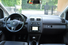 Volkswagen Touran 1,6TDI Nawi  Alum Gwarancja Zabrze - zdjęcie 9