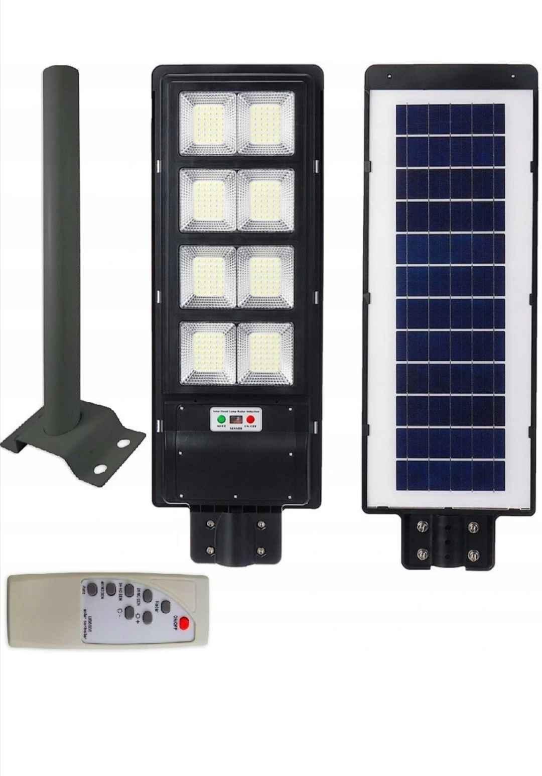 Lampy Solarne uliczne duze i male Konin - zdjęcie 2