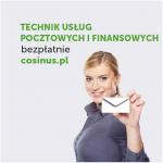Technik Usług Pocztowych i Finansowych- dostępny bezpłatnie w Cosinus! Gniezno - zdjęcie 1