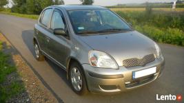 Toyota YARIS 1,3 Benzyna + LPG, 2004r Sanok - zdjęcie 3