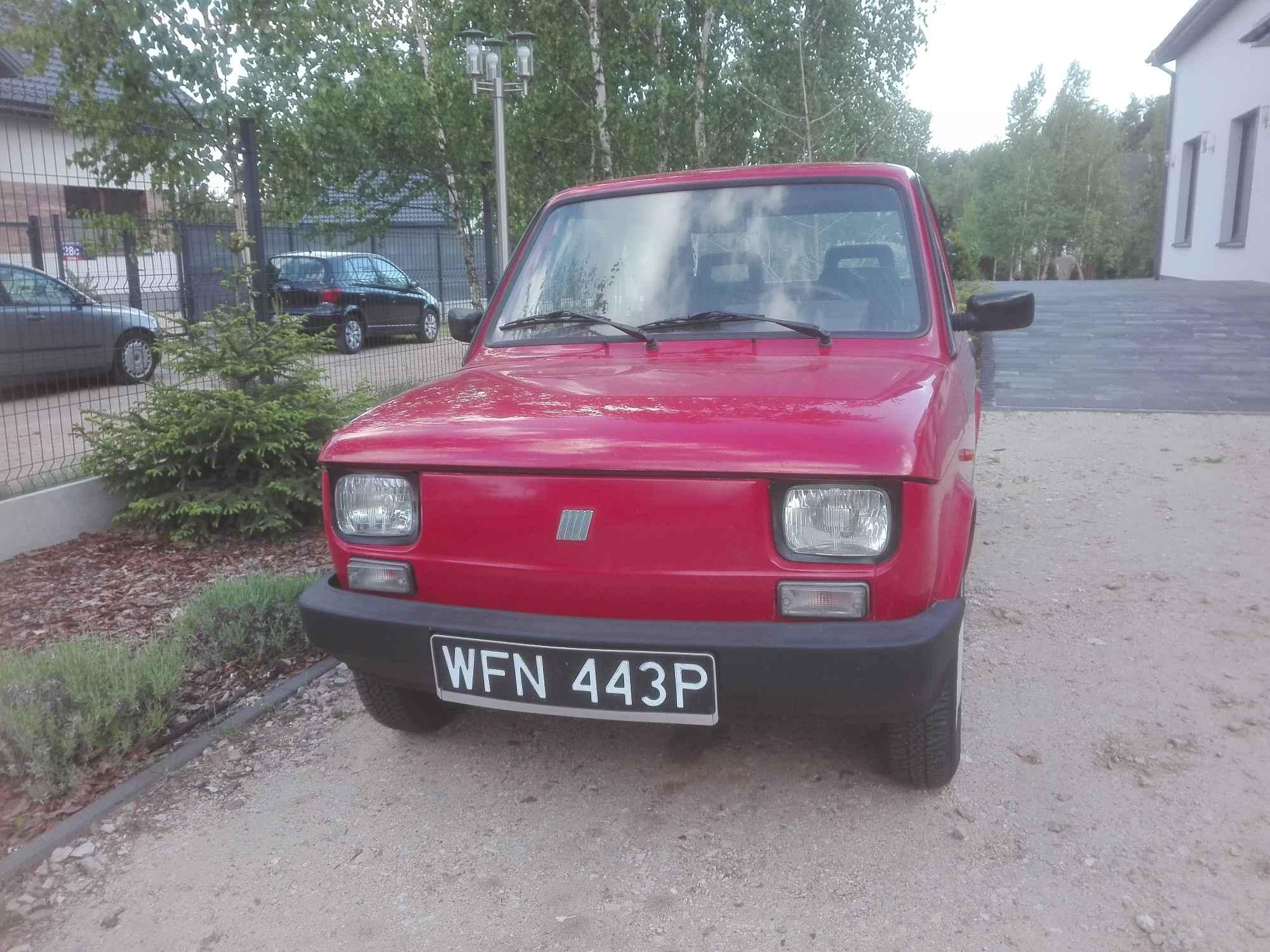Fiat 126p maluch Wołomin - zdjęcie 3