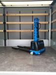 Wózek samozaładowczy Maglo 0,5 T zamiast windy na busa Bałuty - zdjęcie 1