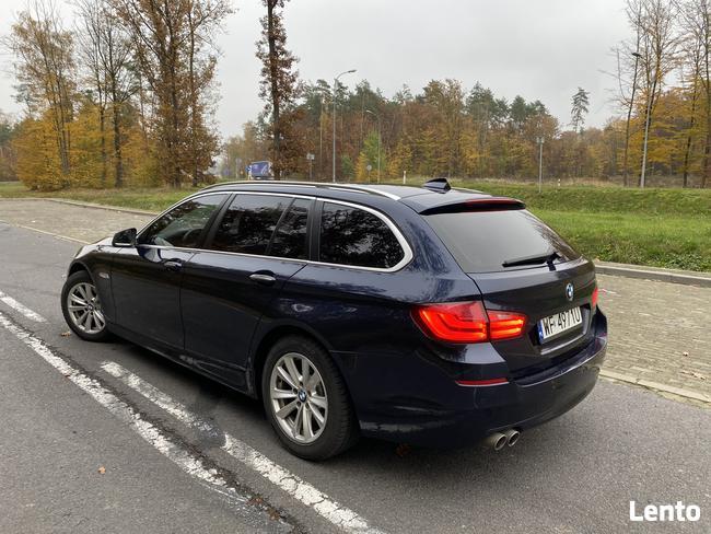 BMW serii 5 f11 2010r. Gostynin - zdjęcie 6