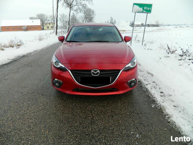 Mazda 3 SKYACTIV-D IDEAŁ Navi Alu Kamera Piotrków Kujawski - zdjęcie 1