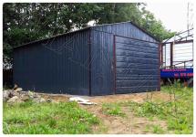 Garaze blaszane, blaszaki, schowki budowlane, wiaty, hale. Kielce - zdjęcie 4