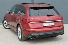 Audi SQ7 435 KM Lasery oś skrętna webasto B&O Advanced Dach panor Gdańsk - zdjęcie 8