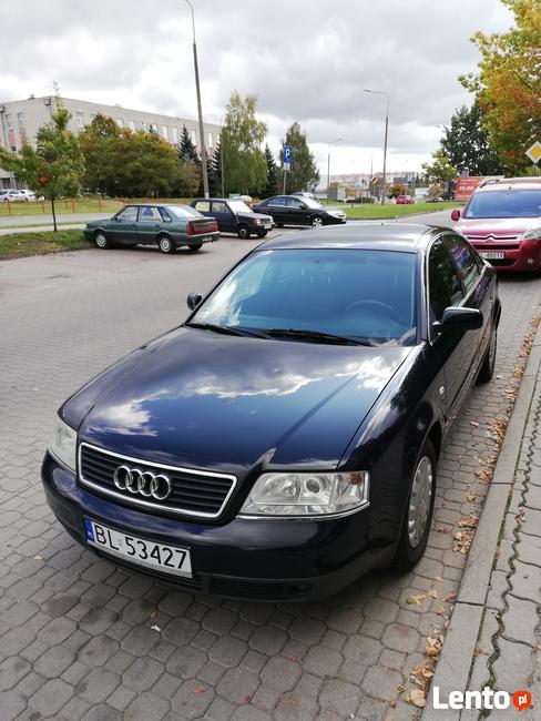 Sprzedam a Audi A6 Łomża - zdjęcie 5