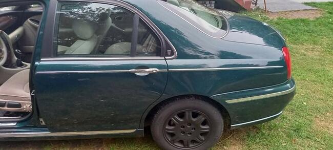 Rover 75 Classic Club 2.0 v6 150KM Konin - zdjęcie 5