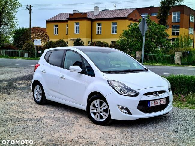 Hyundai ix20 benzyna 120 tyś km Zamość - zdjęcie 4