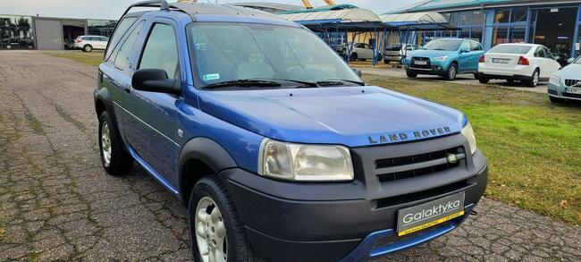 Land Rover Freelander ZOBACZ OPIS !! W podanej cenie roczna gwarancja Mysłowice - zdjęcie 9