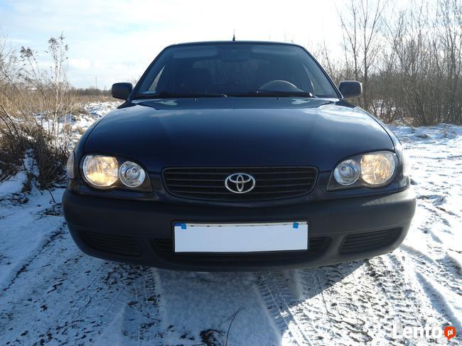 Toyota Corolla 1,4 vvt-i benz 178tys liftback Olsztyn - zdjęcie 3