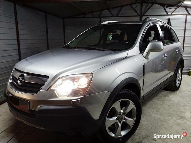 Opel Antara 2.0 CDTI 150KM SKÓRY*NAVI*XENON*4X4 Radom - zdjęcie 1