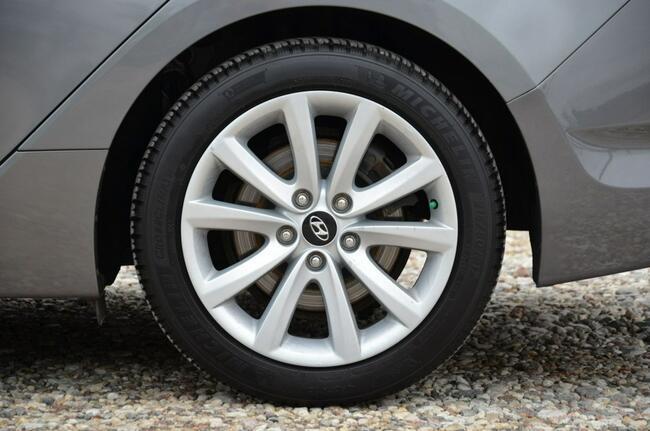 Hyundai i40 Opłacony 1.7CRDI 136KM Serwis Kamera Navi Led Gwara Kutno - zdjęcie 3