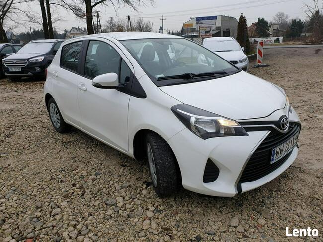 Toyota Yaris 1.0 Active EU6 69KM Salon PL Piaseczno - zdjęcie 5