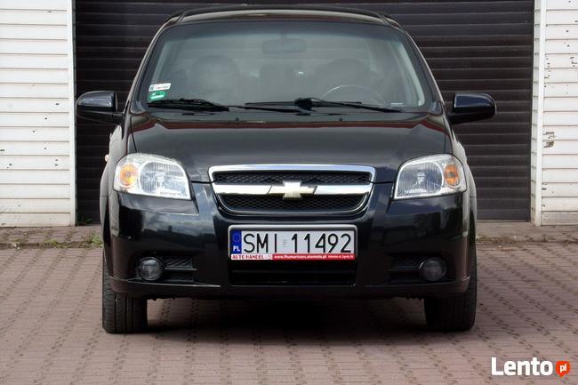 Chevrolet Aveo Klimatronic / Alu / RATY BEZ BIK / 2006r / 1,4 / 94KM Mikołów - zdjęcie 3