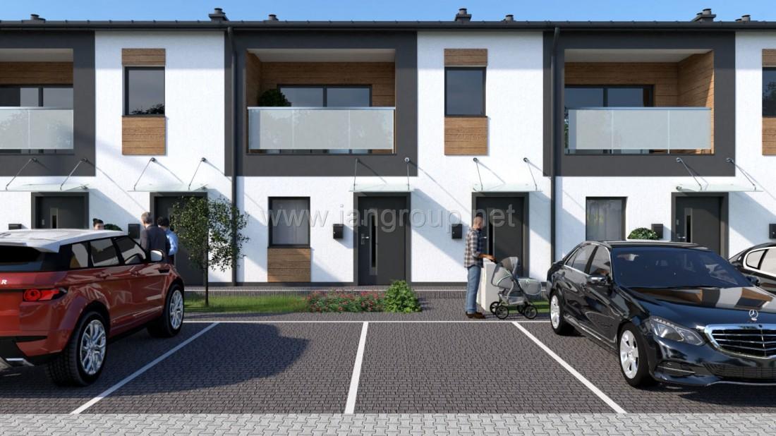 Nowe mieszkania z ogródkiem - Rzeszów - Zaczernie - 53,34m2 - 1538/M Rzeszów - zdjęcie 5