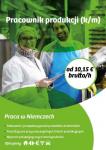 Pracownik produkcji (k/m) bez znajomości języka - również dla par! Lublin - zdjęcie 1