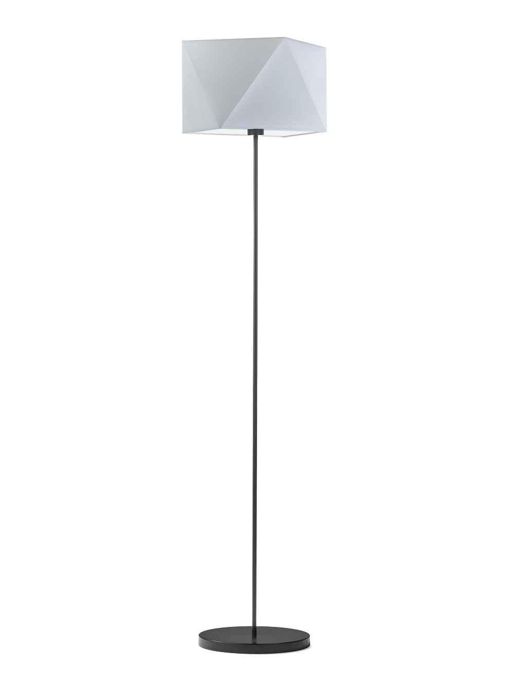 Lampa stojąca abażurowa diament BURNE! Częstochowa - zdjęcie 4