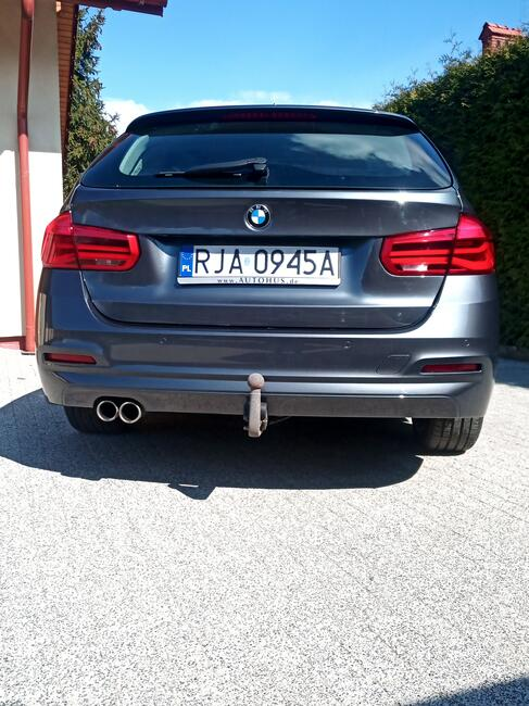 BMW F31 320d 190km/140kWh Auto/HUD/LED/Czytania znaków/NaviP Rzeszów - zdjęcie 7
