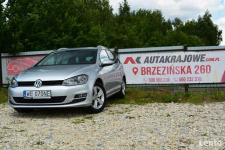 Volkswagen Golf 2.0TDI 150KM highline, 1 wł, salon PL, FV 23% Łódź - zdjęcie 1