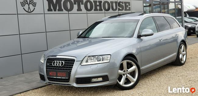 Audi A6 Opłacony*2xS-Line*Quattro*LED*Navi Chełm Śląski - zdjęcie 8