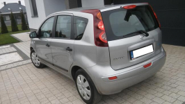 Nissan Note 1,4 benzyna 2011r Salon oryginał Płock - zdjęcie 7
