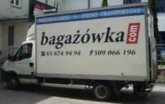 Przeprowadzki mieszkań,firm.Kartony do przeprowadzki Gratis Białystok - zdjęcie 1